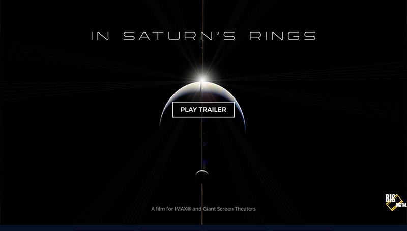 In Saturn's Rings | Twelve31 Media