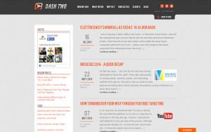 Dash Two blog | Twelve31 Media