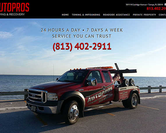 Autopros Towing & Recovery | Twelve31 Media