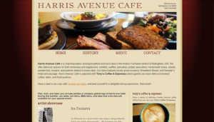 Harris Avenue Cafe | Twelve31 Media