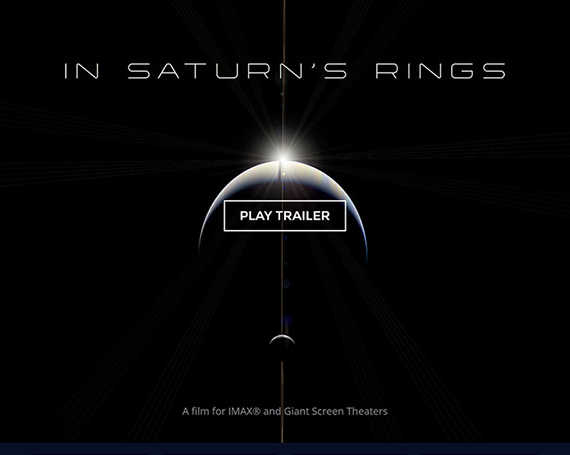 In Saturn's Rings | Twelve31 Media