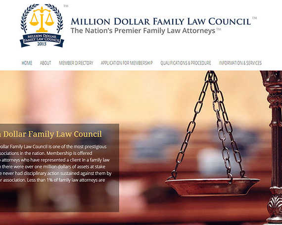 Million Dollar Family Law Council | Twelve31 Media